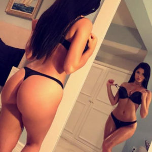 hot pic of demi rose mawby showing off her nude ass cheeks