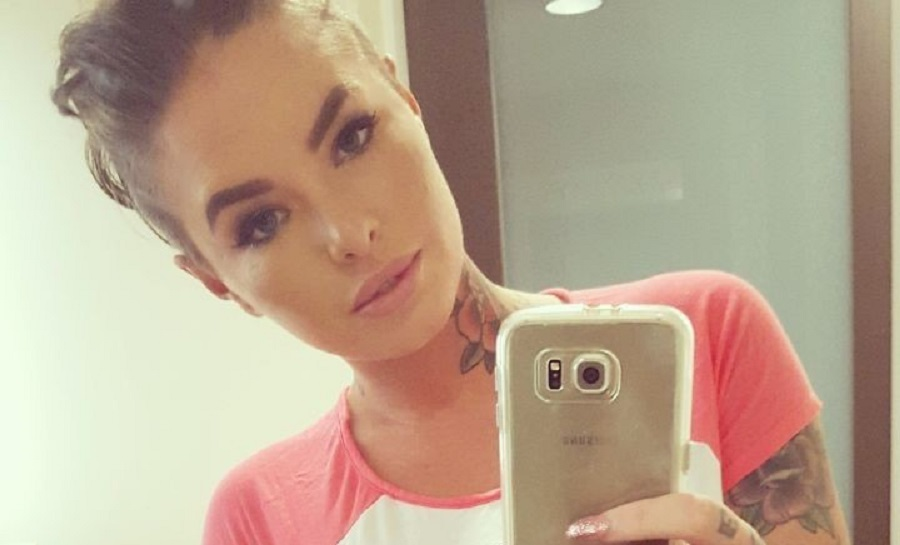 [WOW!] Christy Mack Nude Snapchat Pics! [LEAKED!]