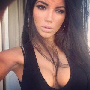 hot selfie of russian instagram model sveta bilyalova