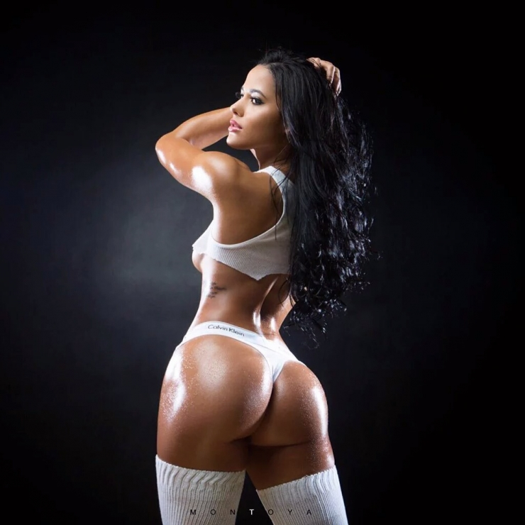 hot nude ass cheeks photo of katya elise henry with tits almost exposed